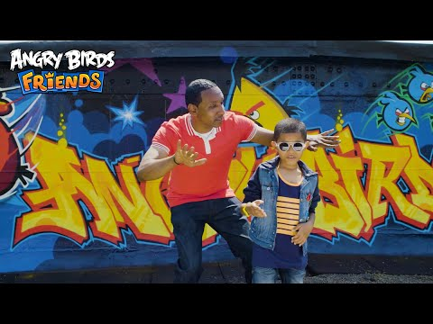 Sidney Max – Angry Birds Friends: Here Come the Birds (feat. Dres)