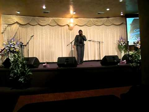 Joan Myers Live @ The Worship Center @ Margate, Florida