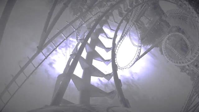INFINITE ROLLERCOASTER LOOPIUM Feat: Lyrics/Vocals by : KAMAL IMANI