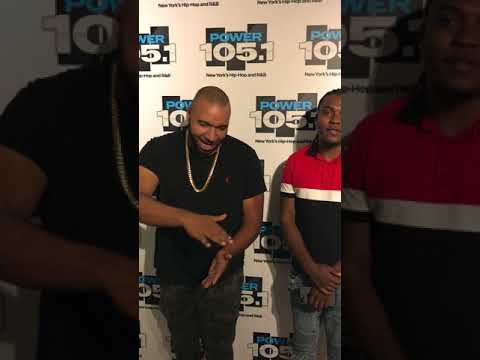 Dj SUSSONE of Power1O5.1fm nyc S/o PORTER RICH & label Stack Large Empire Ent. Media Group