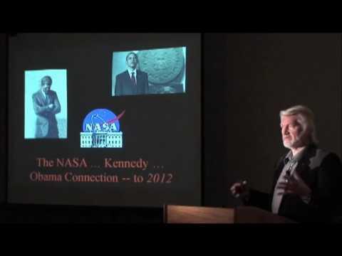 NASA Kennedy Obama Connection to 2012 - Richard C. Hoagland Part 1 of 14