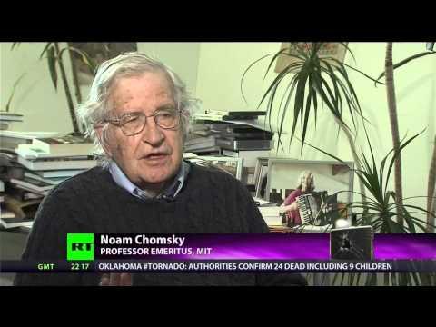 [169] Dr. Noam Chomsky Breaks the Set on War, Imperialism, and Propaganda