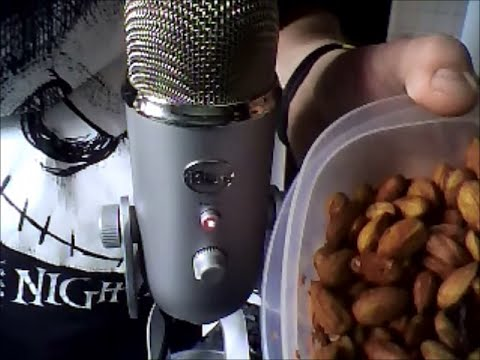 Bacon Beer Almonds w/ Cayenne Recipe (ASMR Sounds)