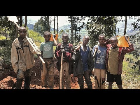 Slavery in Your Pocket: The Congo Connection
