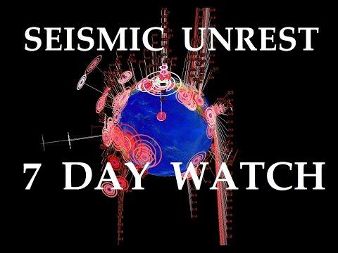 5/29/2015 -- Global Earthquake Forecast -- Americas, Asia, Europe = Major Unrest