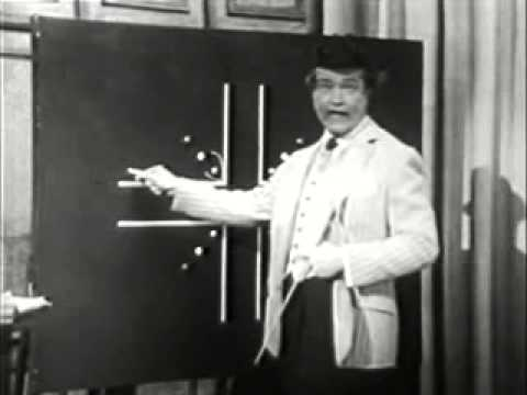 """The Red Skelton Show """"How to make a Salad"""""""
