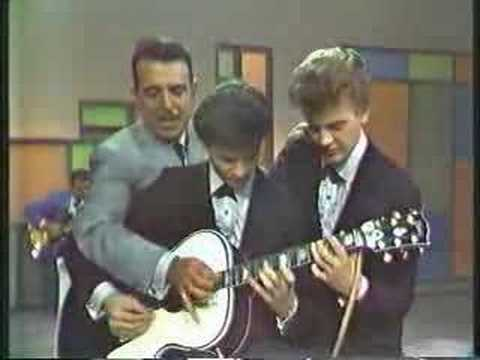 """Ernie Ford and The Everly Brothers-""""Rattlesnake Daddy"""""""