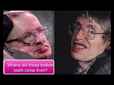 A good way to awaken peoples - STEPHEN HAWKING HOAX