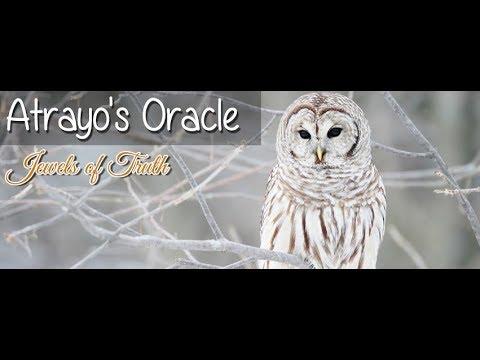 Atrayo's Oracle Vlog Part 1: On Divine Inheritance and the Morpheus Principle