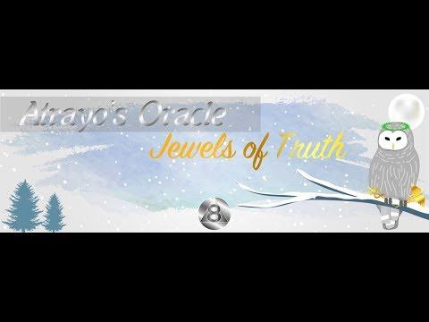 Atrayo's Oracle Vlog On Tithing As Channeled Angelic Wisdom