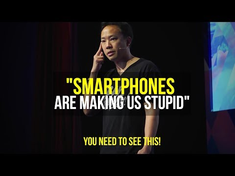 If You Use A Smartphone, YOU NEED TO SEE THIS RIGHT NOW! | Jim Kwik | Simon Sinek