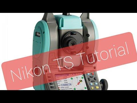 #Nikon #TotalStation  Nikon Nivo C Total station Training | Survey Pro | Nikon Total station |