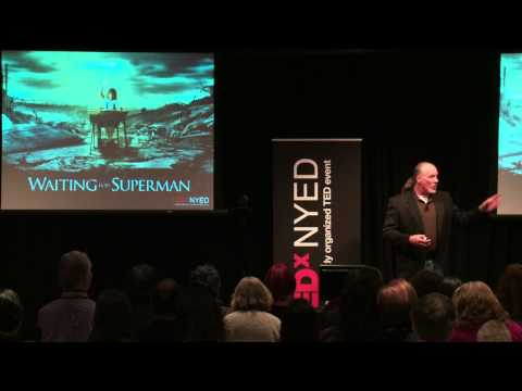 TEDxNYED - Will Richardson - 03/05/2011