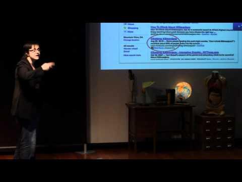 Ponencia de Dolors Reig en TEDxUIMP - Más grandes en la sociedad web