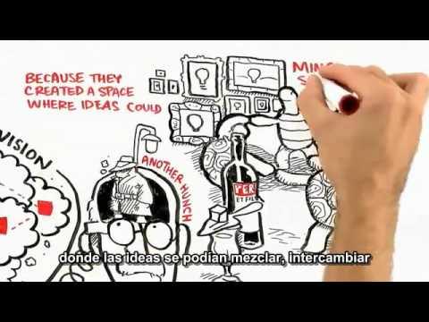 Innovación: de donde vienen las buenas ideas?