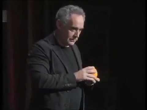 "Ferran Adrià & Telefónica ""Juntos para transformar"" Buenos Aires 2011 (I)"