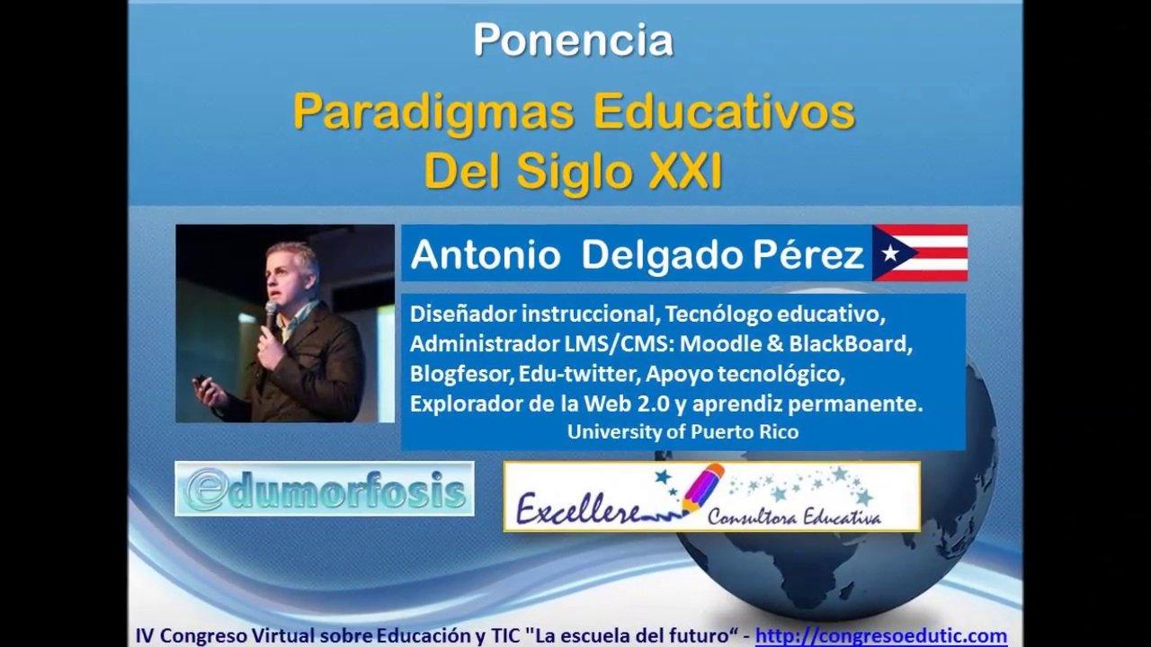 Ponencia de Antonio Delgado 2da parte