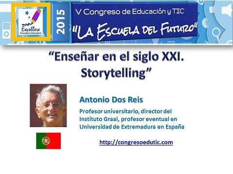 Ponencia V Congreso TIC:  Enseñar en el siglo XXI