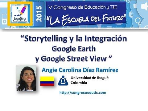 Ponencia V Congreso TIC de Angie C Díaz Ramírez