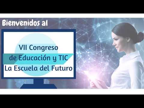 VII Congreso EduTIC 2018 Bienvenidos!