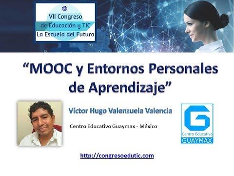 VII Congreso EduTIC Ponencia de Victor Hugo Valenzuela