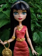 Cleo Dance the Fright Away ooak 3