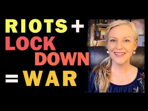 Edited Re-upload: Riots & Lockdown - 4th Generation Warfare