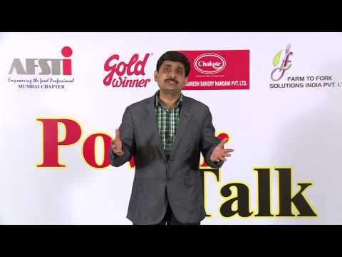 PowerTalk : HACCP by Dr Prabodh Halde