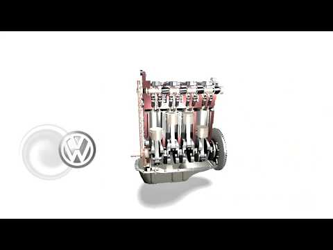 Volkswagen engine on android, made in Rhinoceros 3d and UE4