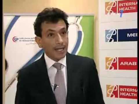 interview with Dr. Mazen Fakeeh on City 7 TVد مازن فقيه (1)