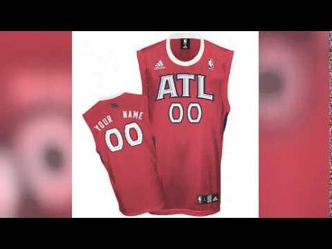 www.customjerseysoutlet.com Custom Atlanta Hawks Jerseys