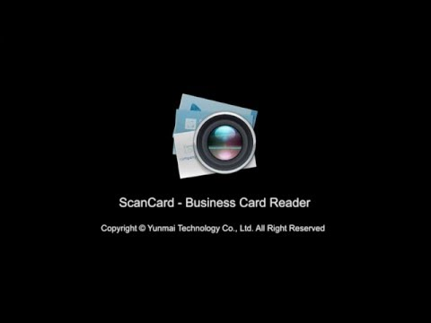 ScanCard - Manage Your Business Contacts in a Digital Way