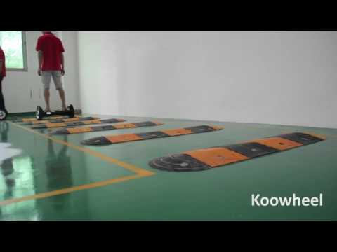 Koowheel hoverboard smart scooter with high performance
