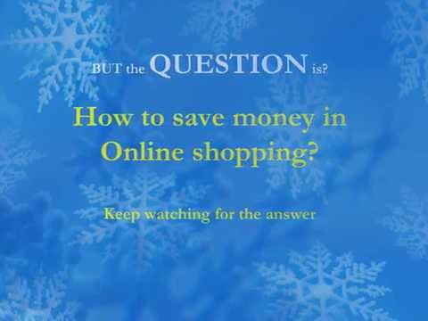 See how to save money on online shopping for the best
