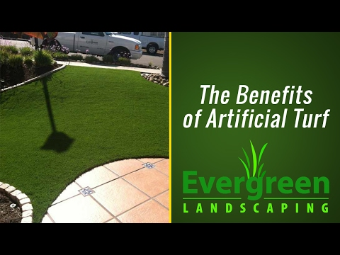 Benefits of Artificial Turf Pismo Beach and San Luis Obispo | (805) 773-5395