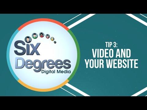 Website Video Tips