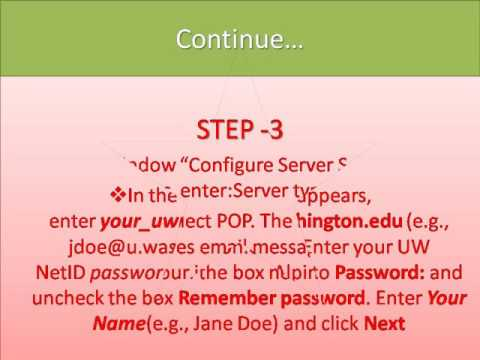 How To Creating a New Account in Windows Live Mail 2011