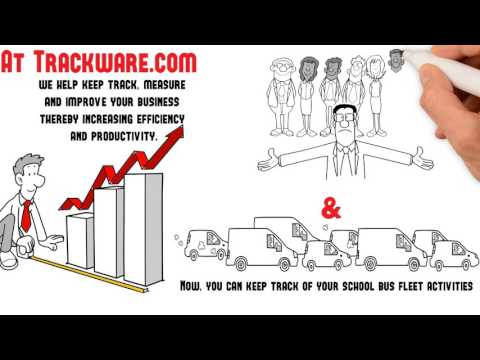 Track your business activities with Trackware