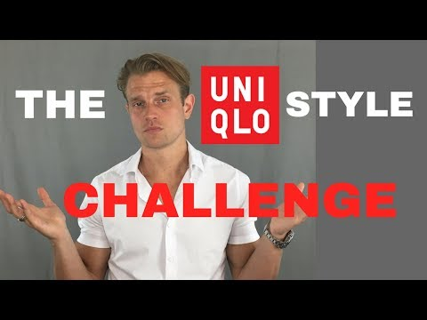 Uniqlo Style Challenge Smart Casual Look | Men's Uniqlo Fashion Style Tips