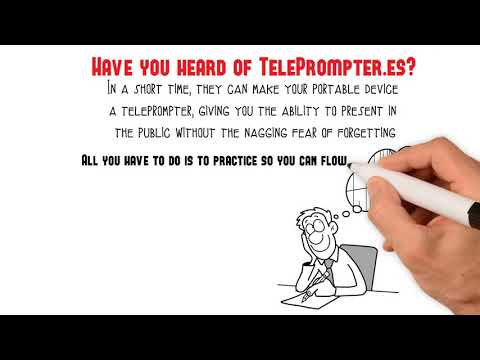 Benefits of Using a Teleprompter