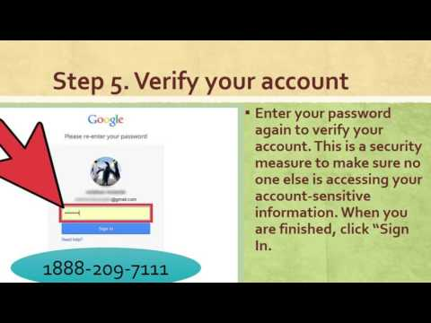 How To Change Your Gmail Password Recovery Option?