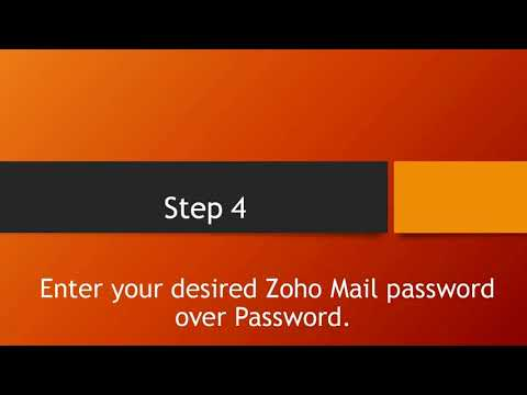 How to Get a Free Zoho Mail Account
