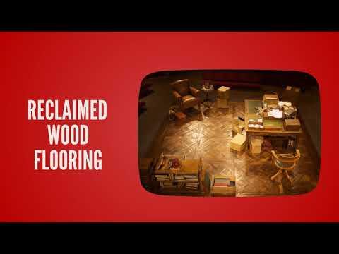 The New & Reclaimed Wood Flooring Company, Los Angeles
