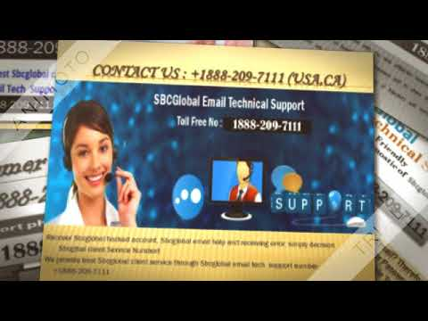 Sbcglobal Tech Support Number 1888-209-7111