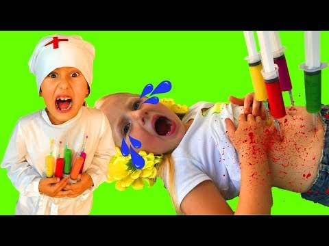 Learn Colors with Bad Baby Сrying | Learn Colors with candies | Bad Kids Colours Learning Video