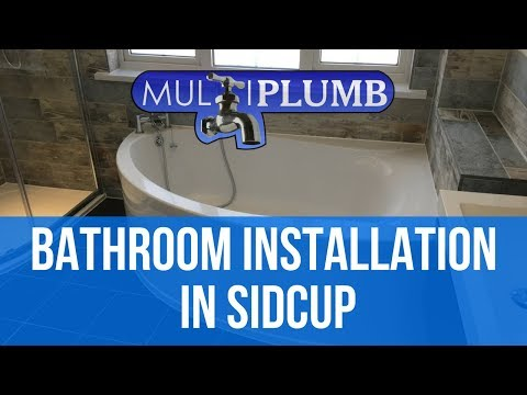 Bathroom Installation Sidcup Kent MultiPlumb Bathrooms Plumbing Heating | Bathroom Fitting Sidcup