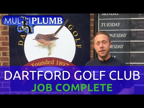 Dartford Golf Club Job Complete | Potterton Paramount Four 60kW Commercial Boiler Heating Hot Water