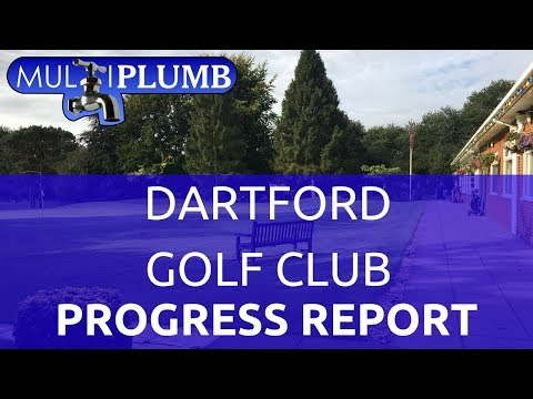 Dartford Golf Club Heating & Hot Water System Upgrade Progress Report | MultiPlumb Plumbing Heating