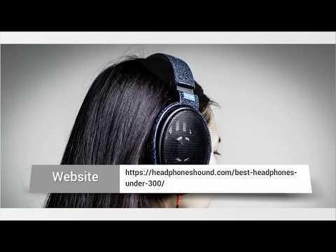 Best Over Ear Headphones Wireless Under 300