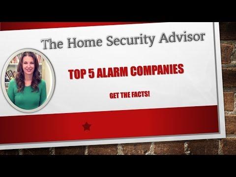 Top Alarm Companies